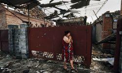 Террористы открыли огонь по поселкам вблизи Славянска