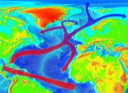 Скорость океанического Гольфстрима резко снижается - ученые о последствиях