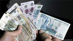 Зарплаты и пенсии в Луганске выдали рублями по курсу 1:1 к гривне