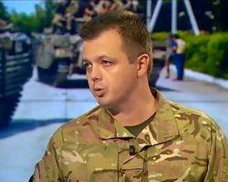 Семенченко: нужно в Нацгвардии заменить призывников добровольцами