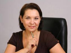 При попытке сбежать в Крым задержана экс-пресс-секретарь Бородая Елена Блоха