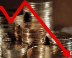 Дефицит бюджета Украины растет
