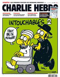 Редакцию журнала Charlie Hebdo в Париже атаковали три террориста