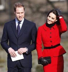 Букмекеры Великобритании дают заработать на имени ребенка Кейт и Уильяма