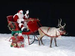 Санта Клаус в Украине выбрал для посещения Донецк – командование NORAD