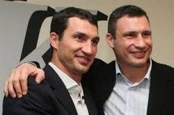 Братья Кличко дали на поддержку батальона «Киев» 270 тысяч долларов