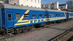 РЖД подняла цены на поезда в Крыму в 7 раз