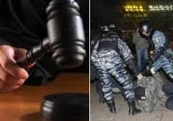 Побитые на Евромайдане будут коллективно судиться с Азаровым