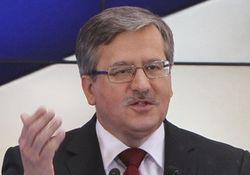 Евросоюз должен отказаться от требований по Тимошенко – президент Польши