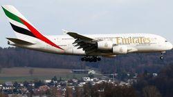 В Emirates появились авиалайнеры без иллюминаторов