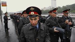 Россия – в мировых лидерах по числу полицейских и количеству убийств