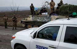 Миссия ОБСЕ фиксирует очередные нарушения со стороны сепаратистов