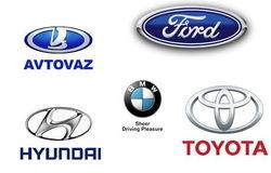 Названы самые популярные марки автомобилей среди украинцев в Интернете