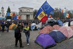 Когда власти Молдовы начнут разгонять акции протеста