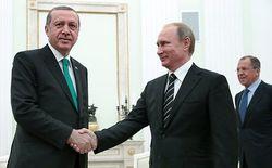 Встреча Путина с Эрдоганом – перезагрузка отношений России с Турцией
