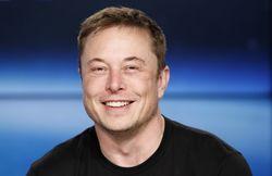 Илон Маск вне себя от счастья
