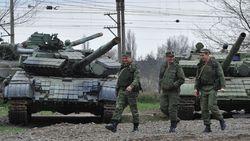 Россия остановила передачу Украине боевой техники из Крыма из-за АТО