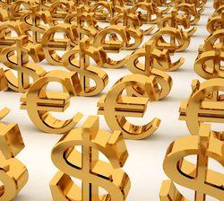 Курс евро/доллар на Форексе стабилен в пределах 1.3732-1.3747