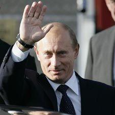 Объявлено об официальном визите Путина в Австрию