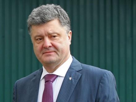 Порошенко заявляет озапуске процесса, который даст возможность Украине стать углубленным партнером НАТО