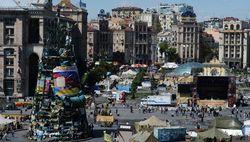 Народное вече решило не расформировать Майдан