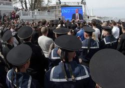 Путин наградил более 300 журналистов России «за освещение событий в Крыму»