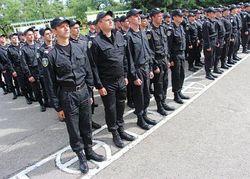 Батальон «Львов» приступил к несению службы в зоне АТО