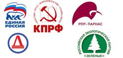 Названы самые популярные политические партии у россиян в интернете: Единая Россия и КПРФ