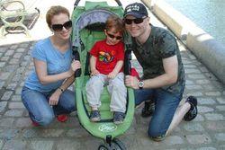 Украинский программист в Нью-Йорке спрыгнул с небоскреба вместе с сыном – причины