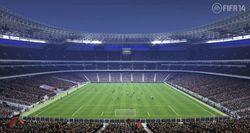 Клуб из Украины впервые в компьютерной игре от EA Sports FIFA 14