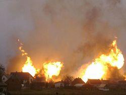 В Польше взорвался газопровод - трое погибших