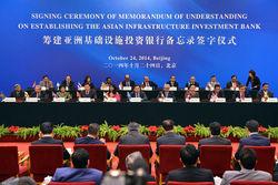 Чем грозит мировой финансовой системе китайский супербанк АБИИ