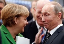 В чем разница четвертого срока Ангелы Меркель и Владимира Путина