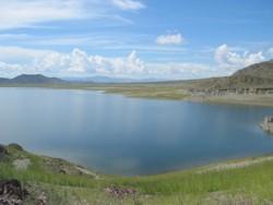 Кому принадлежит Касансайское водохранилище?