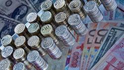 Курс евро на Форексе впервые перевалил за отметку 49,3 рублей