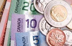 Курс доллара в диапазоне консолидации к канадцу перед выходом новостей