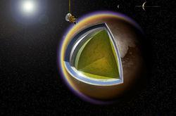 Космический зонд Кассини сделал свой 100-й оборот вокруг Луны Сатурна – Титан