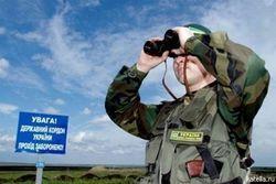Пограничники Украины держат границу «на замке», не поддаваясь на провокации