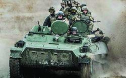 Кремль заявил о приостановке АТО из-за попадания снарядов на территорию РФ