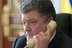 Порошенко поделился идеей включить Украину в Совбез ООН с Лукашенко