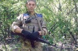 6 сентября на Донбассе погиб боец «Правого сектора»