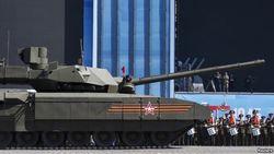 Западные эксперты оценили новый российский танк «Армата»