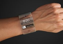 Экранами для Apple iWatch займется LG