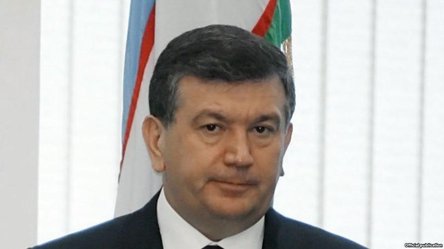 ВУзбекистане утвердят и.о. президента
