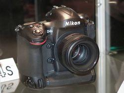Новая камера Nikon D4s изменит привычный процесс фотосъемки