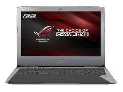 Игровой ноутбук ASUS ROG G752VY признан лучшим на рынке