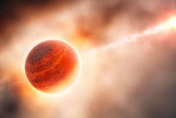 Астрономы обнаружили планету, которой просто быть не должно