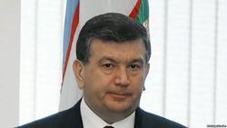 Врио президента Узбекистана назначен Мирзияев