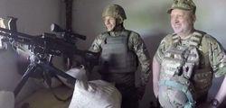Украинское оружие должно одним своим видом пугать врага – Турчинов