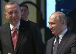 «Турецкий поток» дошел до Стамбула: Путин поблагодарил Эрдогана